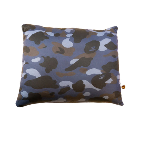Bape Camo 2Way Neck Pillow (Navy)