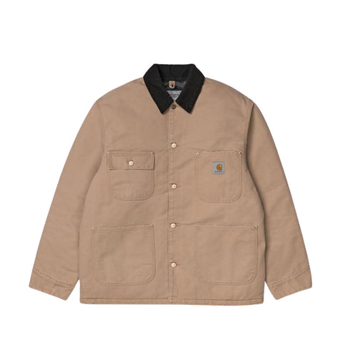Carhartt WIP OG Chore Coat (Dusty Hamilton Brown Aged Canvas)