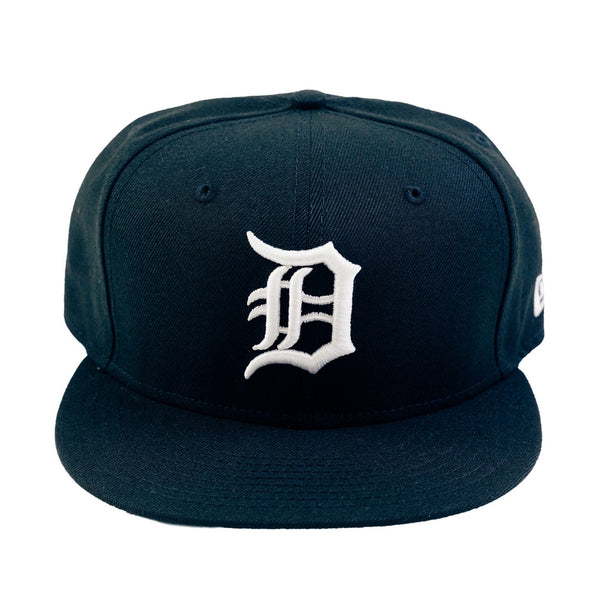 MLB Basic Detroit Tigers Snap (Black/White)