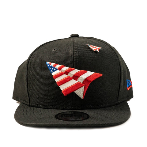 Paper Planes The Crown American Dream Snapback (Black)