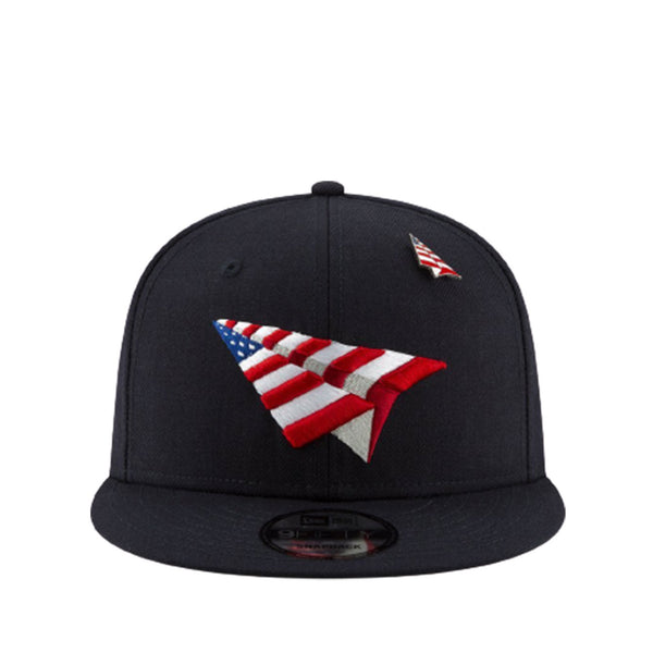 Paper Planes The Crown American Dream Snapback (Navy)