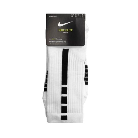 Nike Elite Crew (White/Black)