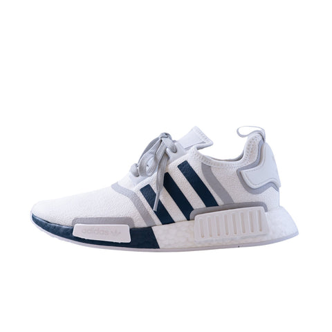 Adidas NMD_R1 (Cloud White/ Crew Navy/ Grey Two)