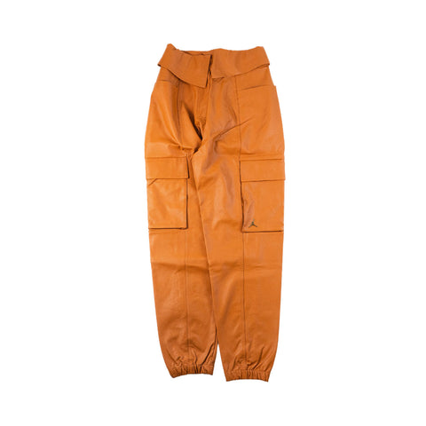 Jordan Womens Court-To-Runway Joggers (Burnt Orange)