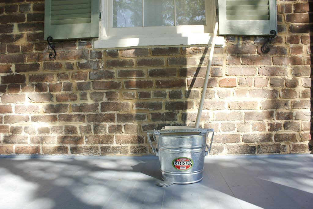 12 Qt Galvanized Mop Bucket