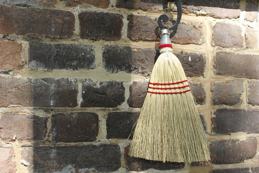 "10"" Broomcorn Whisk"