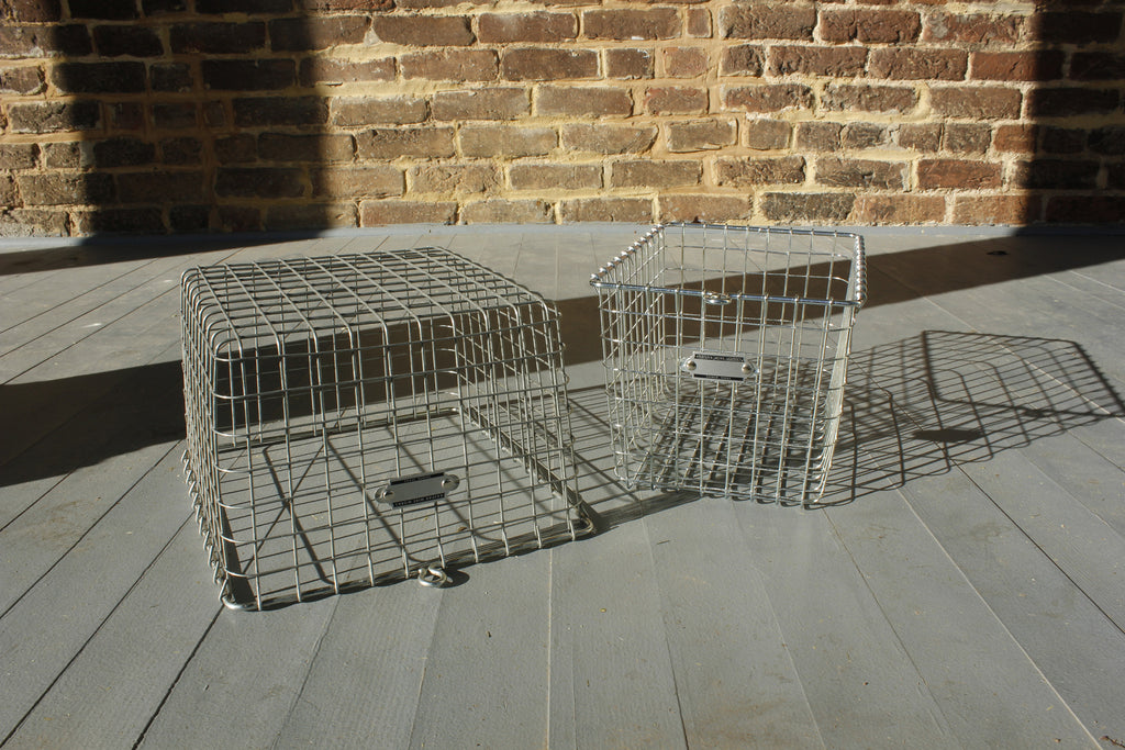 "9"" x 13"" Wire Basket"