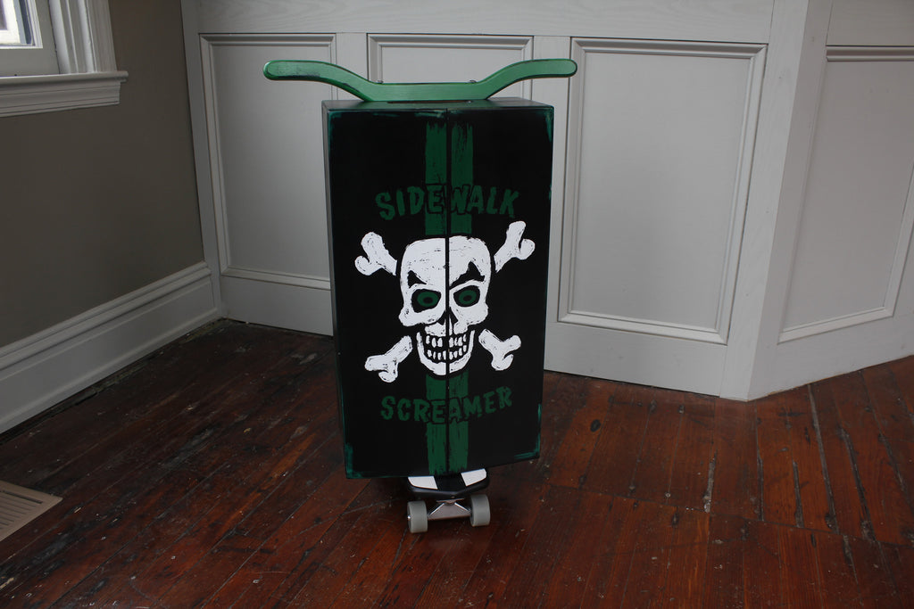 Sidewalk Screamer Skate Crate