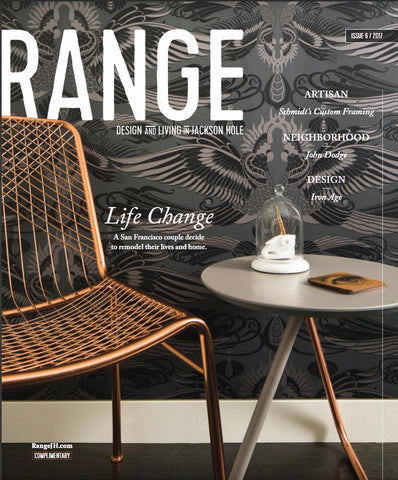 Range Design And Living In Jackson Hole
