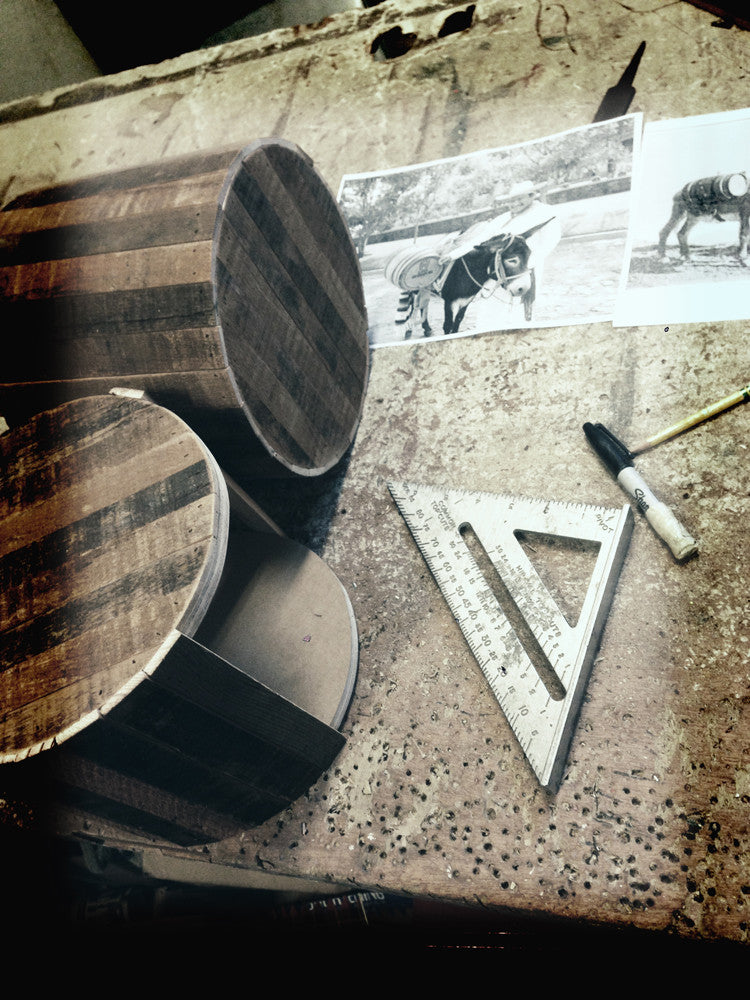 Herradura Barrel Art Program