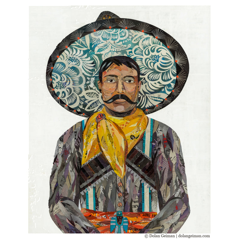 main image for Charro Original Paper Collage