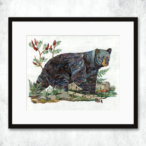 thumbnail for WHSL - Bear, The Searching Prince Art Print