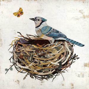 thumbnail for WHSL - Bluejay Art Print