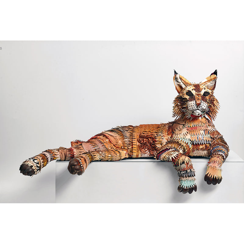 main image for Bobcat Sculpture