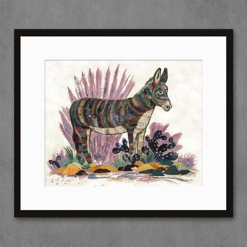 main image for Burro Donkey II Art Print