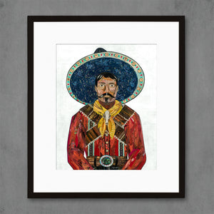 thumbnail for Charro (Constellation) Cowboy Art Print