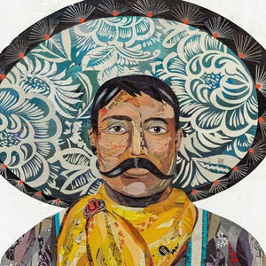 thumbnail for Charro Original Paper Collage