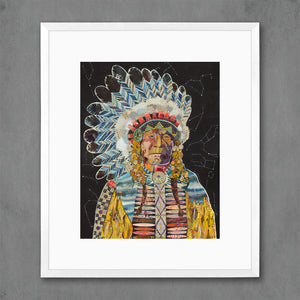 thumbnail for American Heritage Chief Constellation Art Print