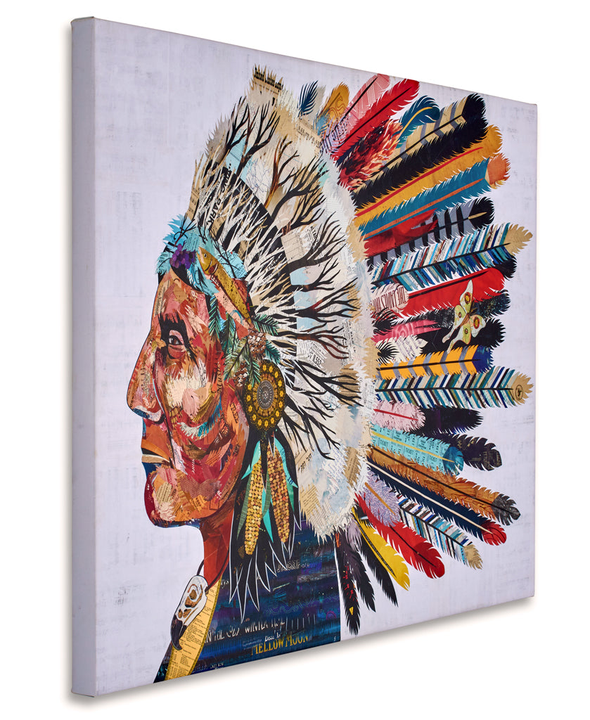 Dream Talker Canvas Print