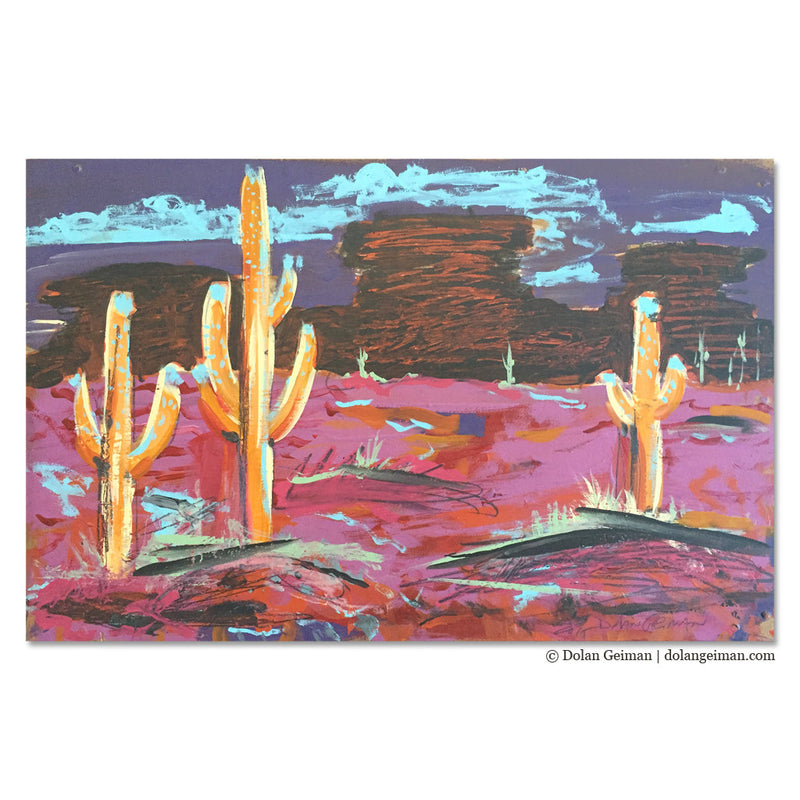 main image for Landscape Studies: Electric Desert