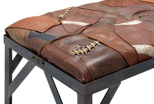 thumbnail for League Bench - Leather Footballs
