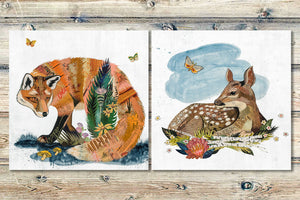 thumbnail for Baby Fawn Limited Edition Art Print
