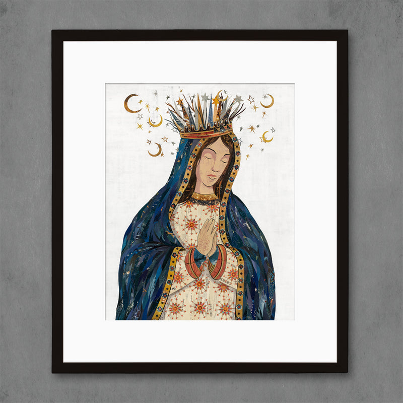 main image for Celestial Queen - Lady of Guadalupe II Art Print