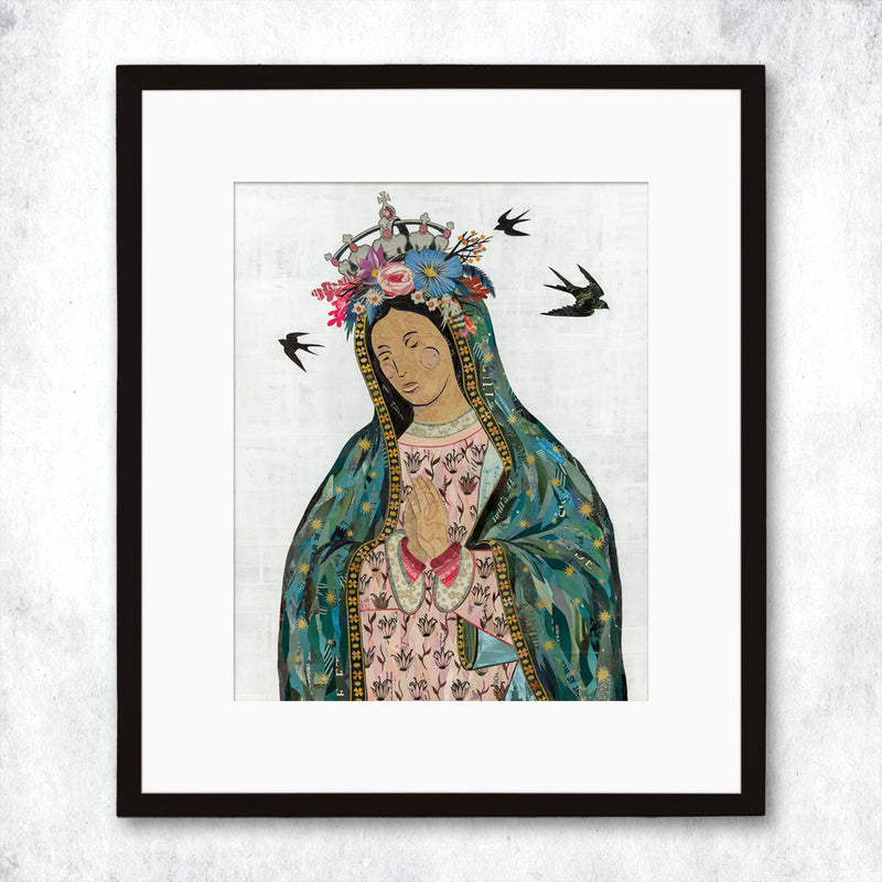 main image for WHSL - Guadalupe Art Print