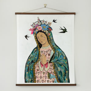thumbnail for WHSL - Guadalupe Art Print