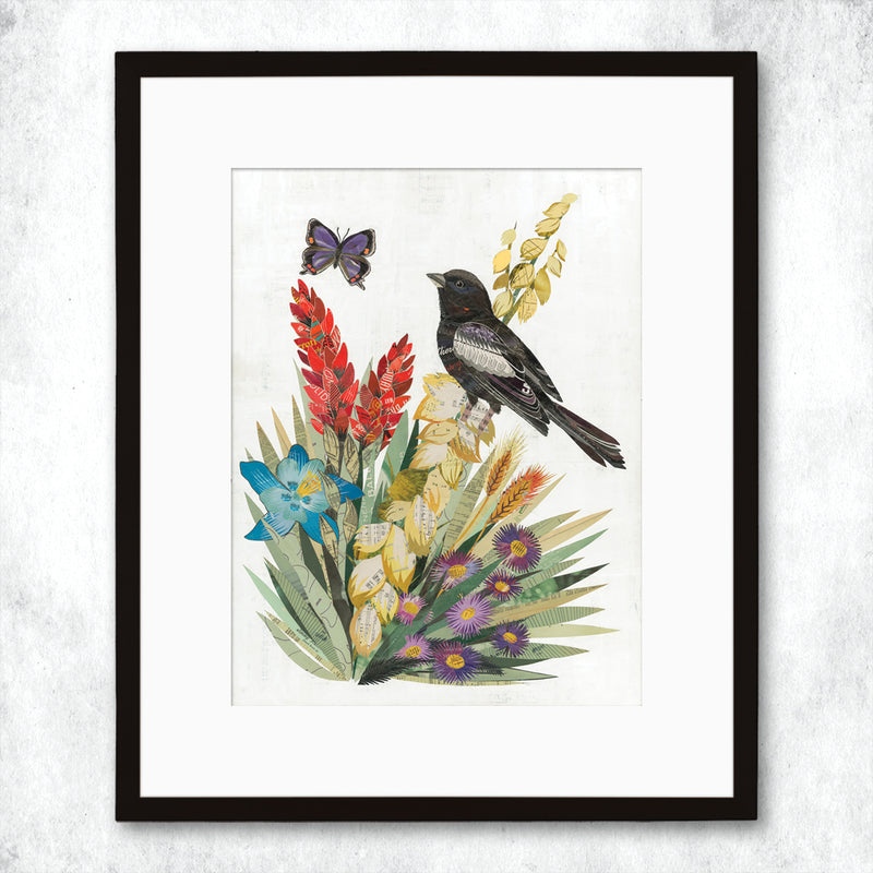 main image for WHSL - Lark Bunting Art Print