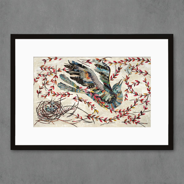 Mockingbird Art Print