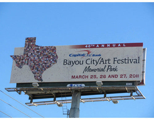 Bayou City Art Festival Featured Artist