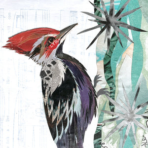 thumbnail for Small Works Event - Pileated Woodpecker - Original by Dolan Geiman
