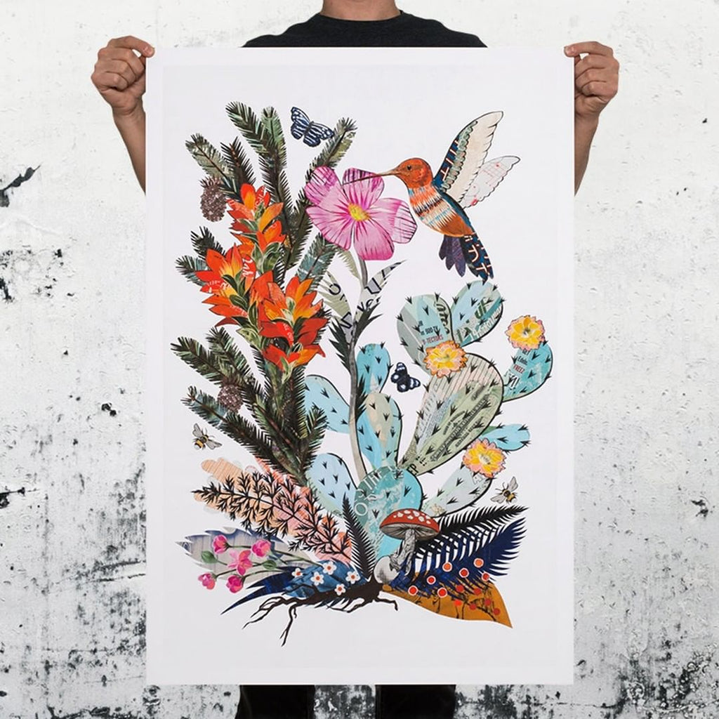 Shop Prints - Poet of the Plains