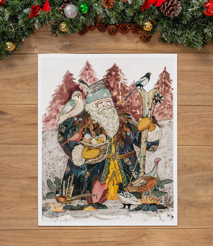 thumbnail for 2019 Santa Claus Art Print
