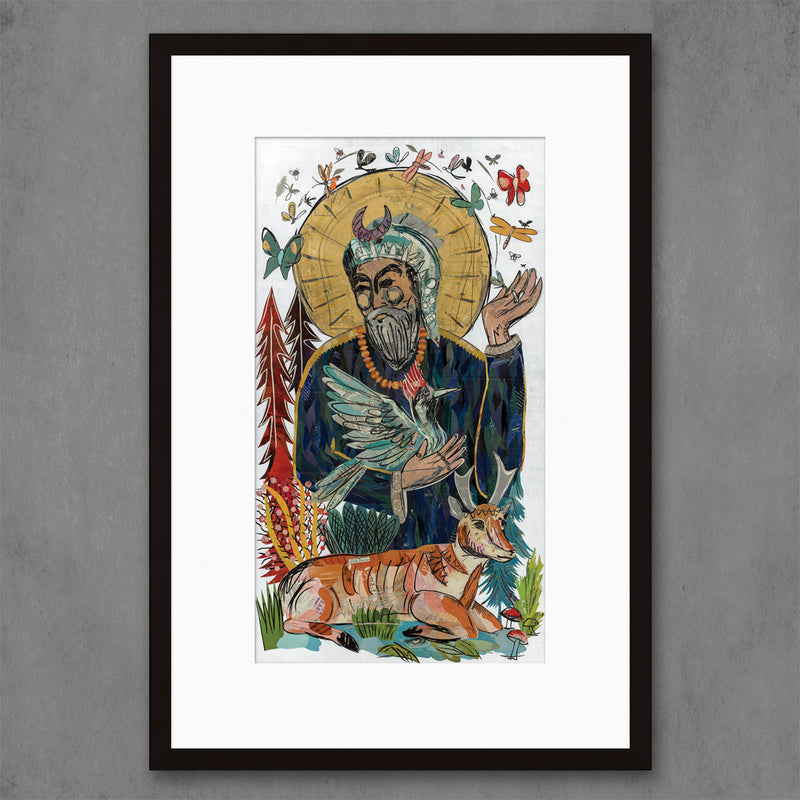 main image for Saint Francis Art Print