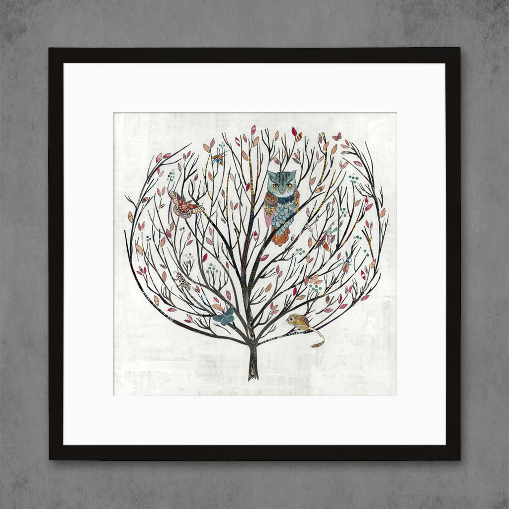 Tumbleweed-Tree of Life Art Print