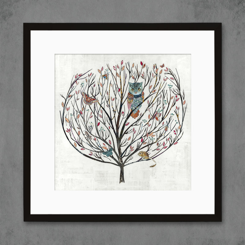 main image for Tumbleweed-Tree of Life Art Print