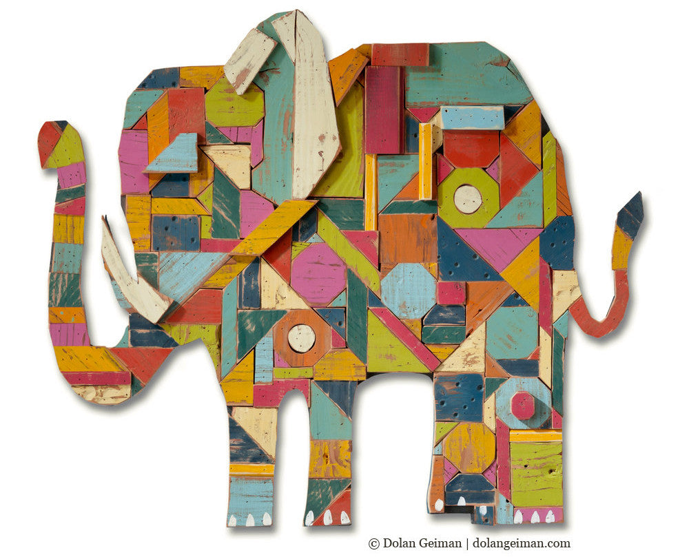Tusk tusk Set Elephant Nursery Decor