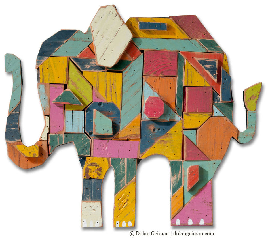 elephant decor 2