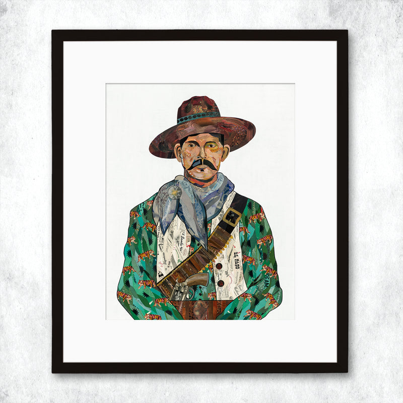 main image for WHSL - Vaquero (Tigers) Art Print