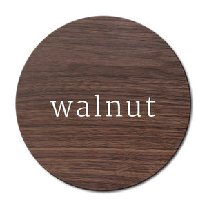 thumbnail for WHSL -  Magnetic Print Hangers (Walnut)