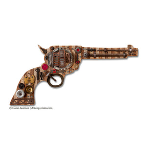 thumbnail for Gun Collection Wall Art Assemblage