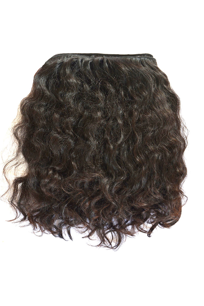 Jhene - Curly Collection - 12-14 Inches - 5.1 Ounces - Medium Luster
