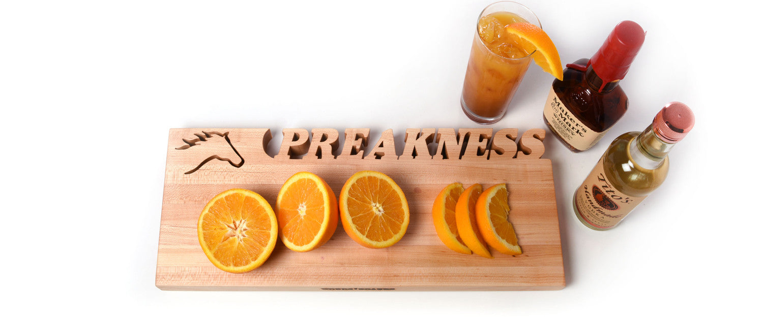 What to Eat & Drink for Preakness