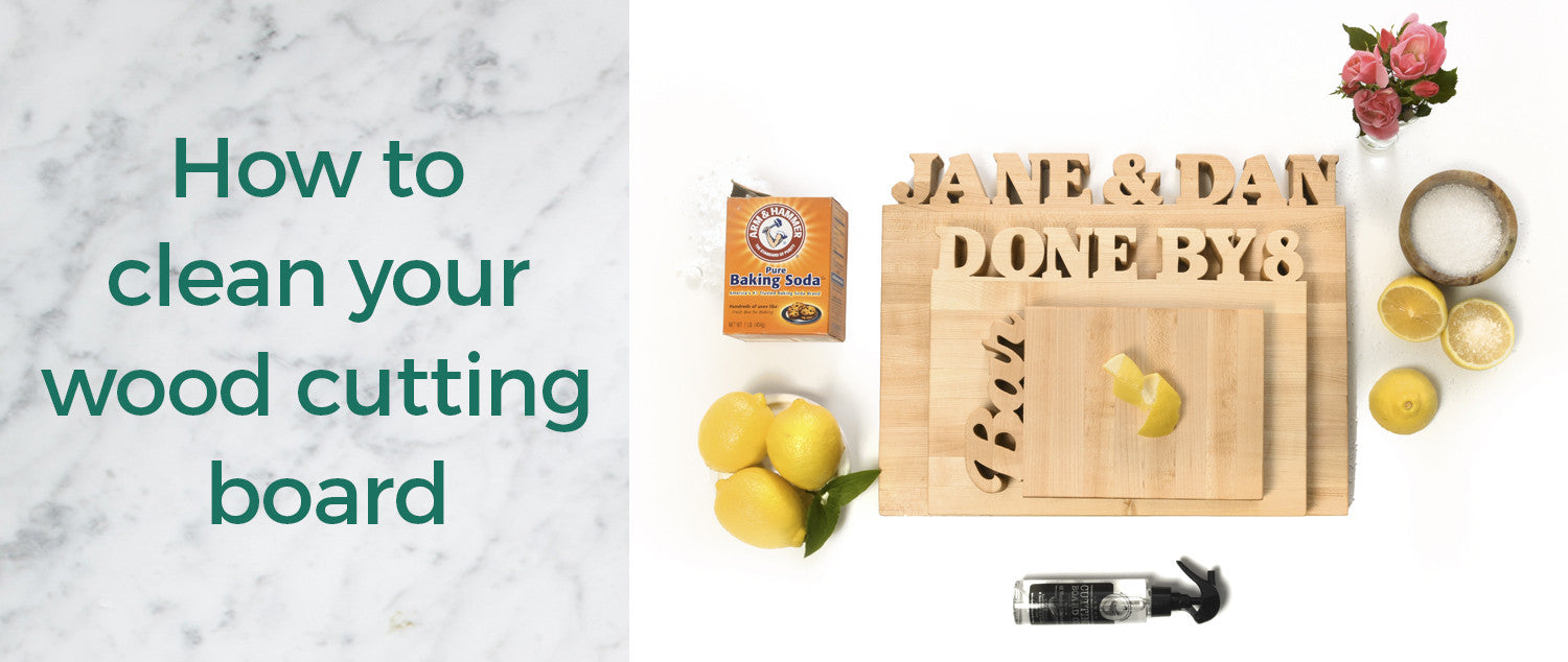 How To Care For Wooden Cutting Board Words With Boards Llc