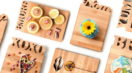 Variety of Cutting Boards