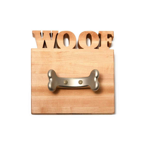 GIFTS THAT GIVE BACK - WOOF LEASH HOLDER