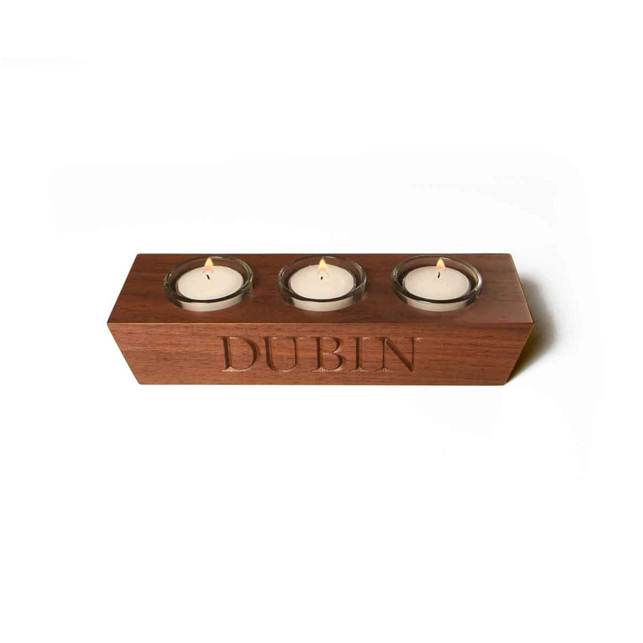 Tea Light Holder – 3 Candle