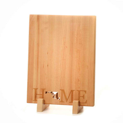CUTTING BOARD HOLDER - MAPLE - 2